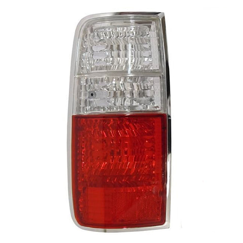 Tail Lights fits TOYOTA LAND CRUISER 80 1990 1991 1992 1993 1994 1995 1996 1997 1998 Rear Lamps SET LEFT + RIGHT PAIR