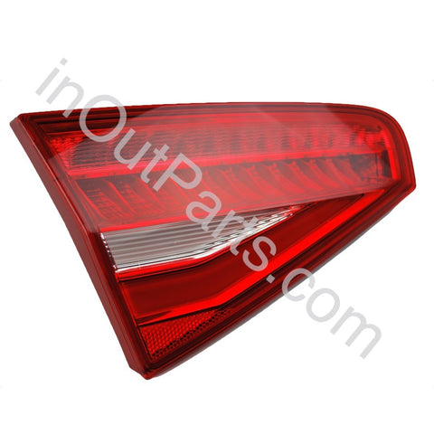 Tail light Inner for Trunk Left for Audi A4 2011 2012 2013 2014 2015 Rear Lamp Left LED
