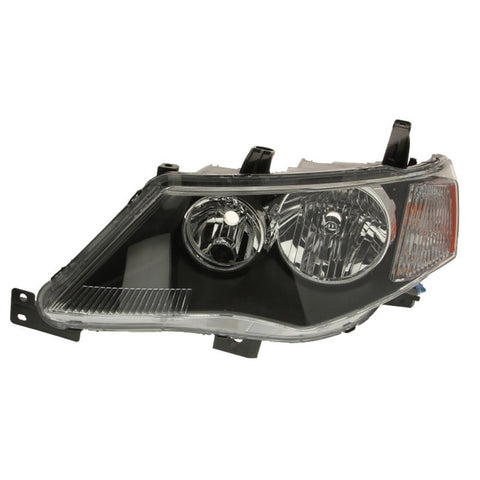 Headlight Left for MITSUBISHI OUTLANDER XL 2006 2007 2008 2009 2010 Halogen Headlamp Driver Side
