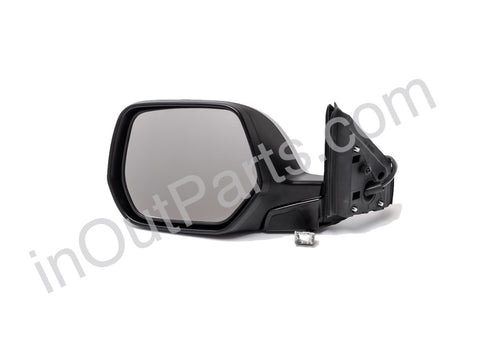 Mirror Left for HONDA CR-V 2007 2008 2009 2010 2011 2012 Driver Side - electric, w/o heat, 3wires