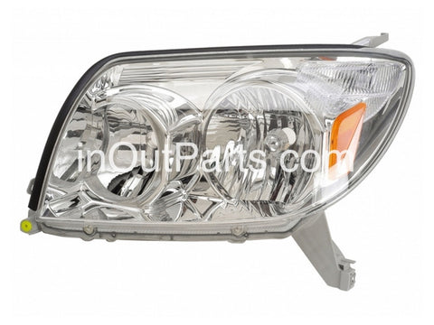 Headlights Left TOYOTA HILUX / SURF 2002 2003 2004 2005 Head Lamp Driver Side