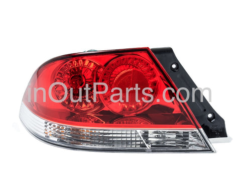 Rear Lamps LEFT fits Mitsubishi LANCER 2003 - 2007 Sedan Tail Lights Side Driver