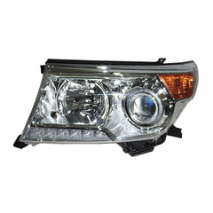 Headlight LEFT fits TOYOTA LAND CRUISER 200 2012 2013 2014 2015 Headlight Driver Side for XENON with Adjuster