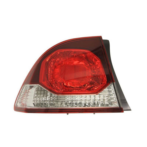 Rear Light Left fits HONDA CIVIC 4 Doors 2008 2009 2010 2011 Tail Lamp LEFT