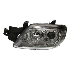 Headlight LEFT fit MITSUBISHI OUTLANDER / AIRTREK 2005 2006 Headlamp Left Side - Electric Leveling