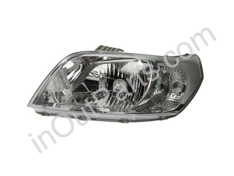 Headlight Left for CHEVROLET AVEO 2008 2009 2010 2011 2012 2013 2014 2015 2016 5 Doors Hatchback