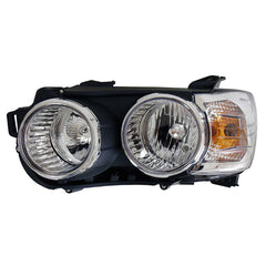 Headlight Left fits CHEVROLET AVEO 2011 2012 2013 2014 2015  Headlamp Left with Chrome