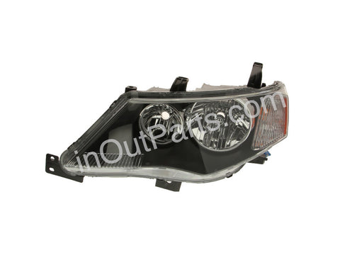 Headlight Left for Xenon fits Mitsubishi OUTLANDER XL 2006 2007 2008 2009 2010 Headlamp Driver Side