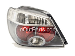fits MITSUBISHI OUTLANDER / AIRTREK 2005 - 2006 Rear LEFT Tail Lights - WHITE - Inout Parts