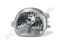 Headlight Left for RENAULT TWINGO 1(I) 2001 2002 2003 2004 2005 2006 2007 Headlamp Driver Side - for leveling