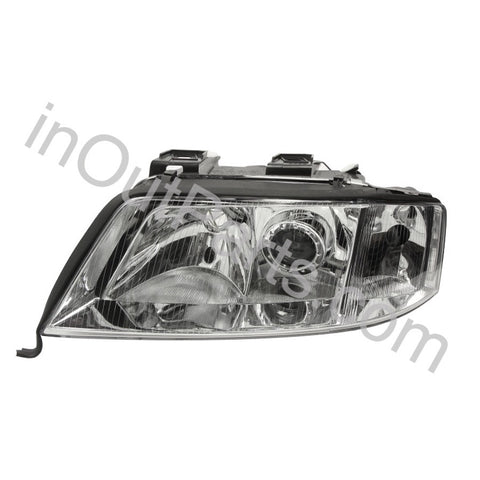 Headlight LEFT for AUDI A6 1997 1998 1999 Driver Side