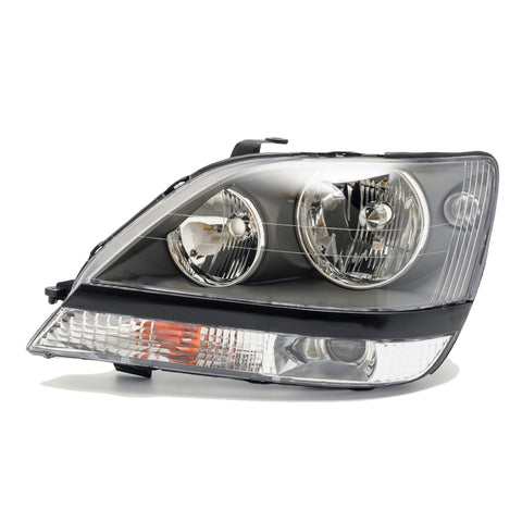 Headlight Left fits LEXUS RX300 1997 - 2003 fits Toyota HARRIER Headlamp Driver Side - DARK