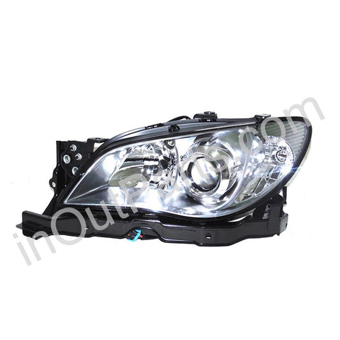 Headlight Left fits SUBARU IMPREZA 2005 2006 2007 Headlamp Left