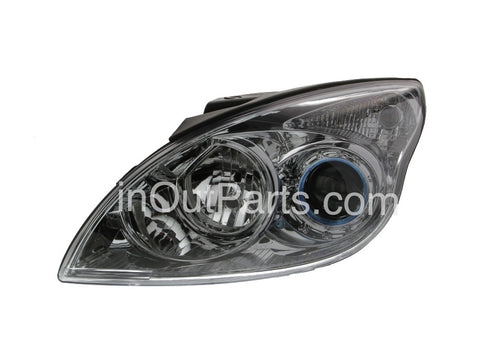 Headlight Left for HYUNDAI I30 2007 2008 2009 2010 2011 2012 Driver Side