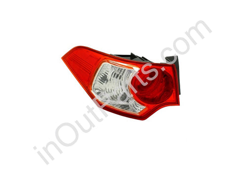 Tail Light Left fits HONDA ACCORD 2008 2009 2010 2011 Rear Lamp Driver side