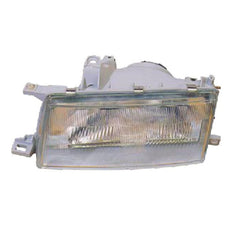 Headlight Left fits TOYOTA TERCEL / CORSA 1990 1991 1992 1993 1994 4 Doors Headlamp Left