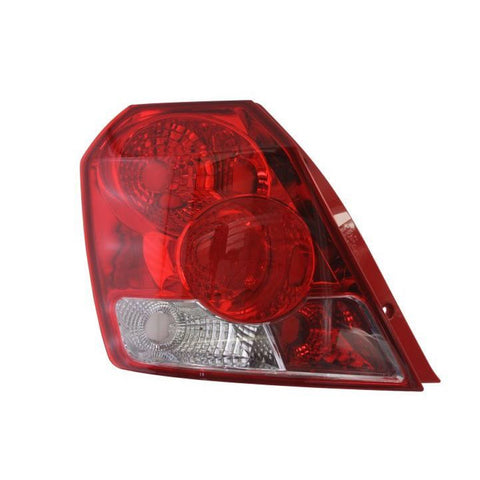 Rear Light Left fits CHEVROLET AVEO 2005 2006 2007 5 Doors Tail Lamp LEFT