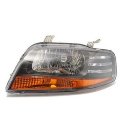 Headlight Left fits Chevrolet AVEO 3 / 5 Doors 2003 2004 2005 2006 2007 2008 BLACK Hatchback