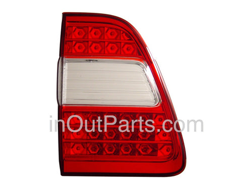 Rear Light Left Trunk LED fits TOYOTA LAND CRUISER 100 2005 2006 2007 Tail Lamp