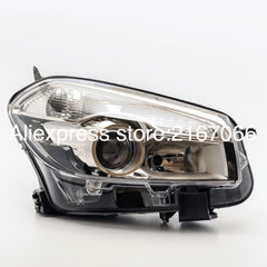 Headlight Right HID Accessories for Nissan QASHQAI, DUALIS 2010 2011 2012 2013 2014 Passenger Side - Headlamp for Xenon