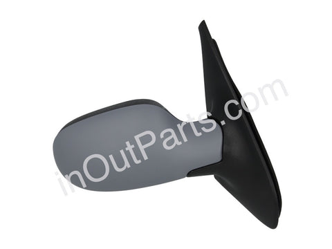 Mirror Right for RENAULT CLIO / SYMBOL 2001 2002 2003 2004 2005, Foldable, Heat, 7 Contacts