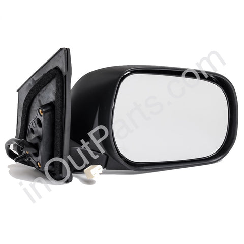 Mirror Right for TOYOTA RAV4 2005 2006 2007 2008 2009 2010 2011 2012 2013 Passenger side Electical 5 contacts Fold