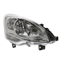 Headlight Right fits CITROEN BERLINGO 2008 2009 2010 2011 2012 2013 2014 2015 2016 2017 Headlamp Right