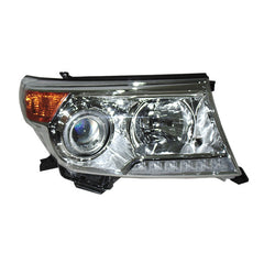 Headlight RIGHT fits TOYOTA LAND CRUISER 200 2012 2013 2014 2015 Headlight Passenger Side for XENON with Adjuster