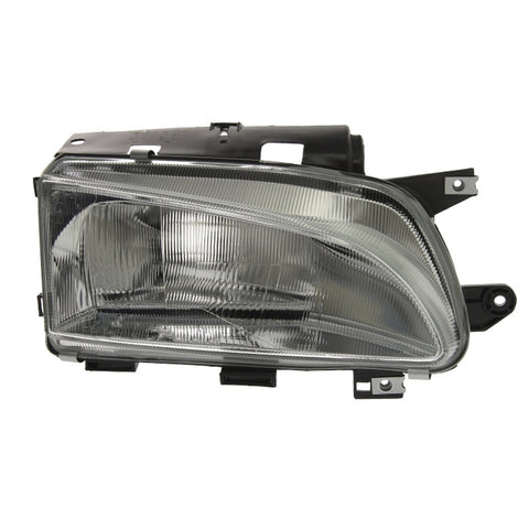 Headlight Right fits CITROEN BERLINGO / PEUGEOT PARTNER 1996 1997 1998 1999 2000 2001 2002 Headlamp Right