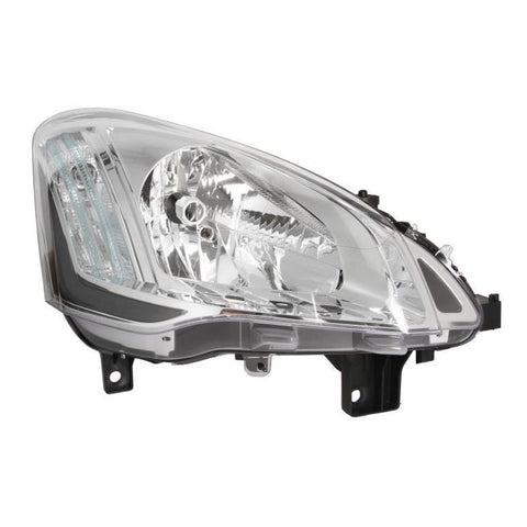 Headlight Right fits CITROEN BERLINGO 2012 2013 2014 2015 2016 2017 Headlamp Right Electrical Leveling