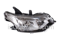 Headlight for Mitsubishi Outlander XL 2013 2014 2015 Right Passenger Side - HID Lens Xenon