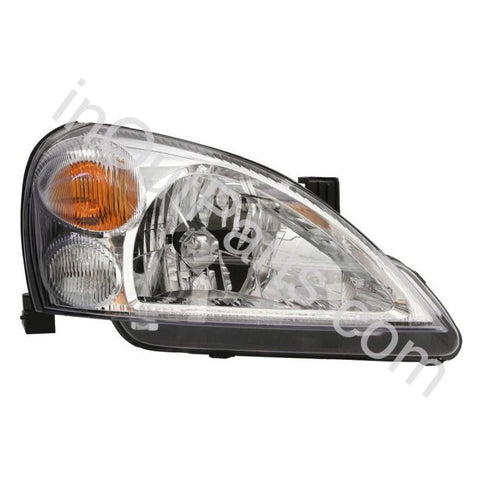 Headlight Right fits SUZUKI AERIO / LIANA 2001 2002 2003 2004 2005 2006 2007 Headlight Passenger Side