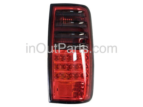 Tail Light LED for Toyota Land Cruiser 80 1990 1991 1992 1993 1994 1995 1996 1997 1998 Rear Lamps LEFT + RIGHT PAIR - Smoke SET