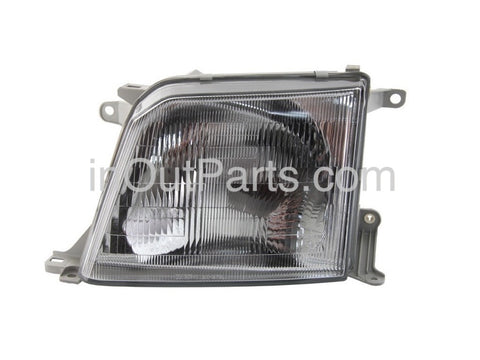 Headlight Left for TOYOTA LAND CRUISER PRADO 1996 1997 1998 1999 2000 Driver Side