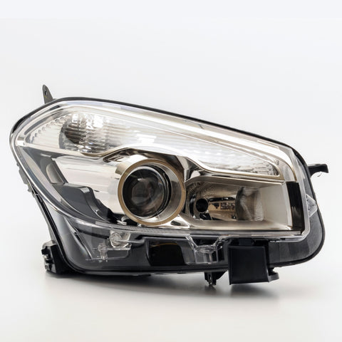 Headlight Right Accessories for Nissan QASHQAI, DUALIS 2010 2011 2012 2013 2014 Passenger Side - Halogen