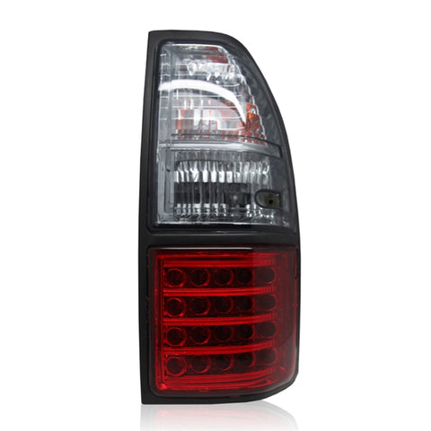 Tail Lights LED Smoke Tuning fits Toyota Land Cruiser PRADO 1996 1997 1998 1999 2000 2001 Rear Lamps SET LEFT + RIGHT PAIR