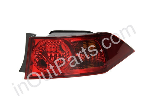 Tail Lights Right fits HONDA ACCORD 2002 2003 2004 2005 2006 2007 2008 Rear Lamps Side Passenger