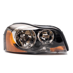 Headlight Right for VOLVO XC90 2002 2003 2004 2005 2006 Passenger Side - BLACK