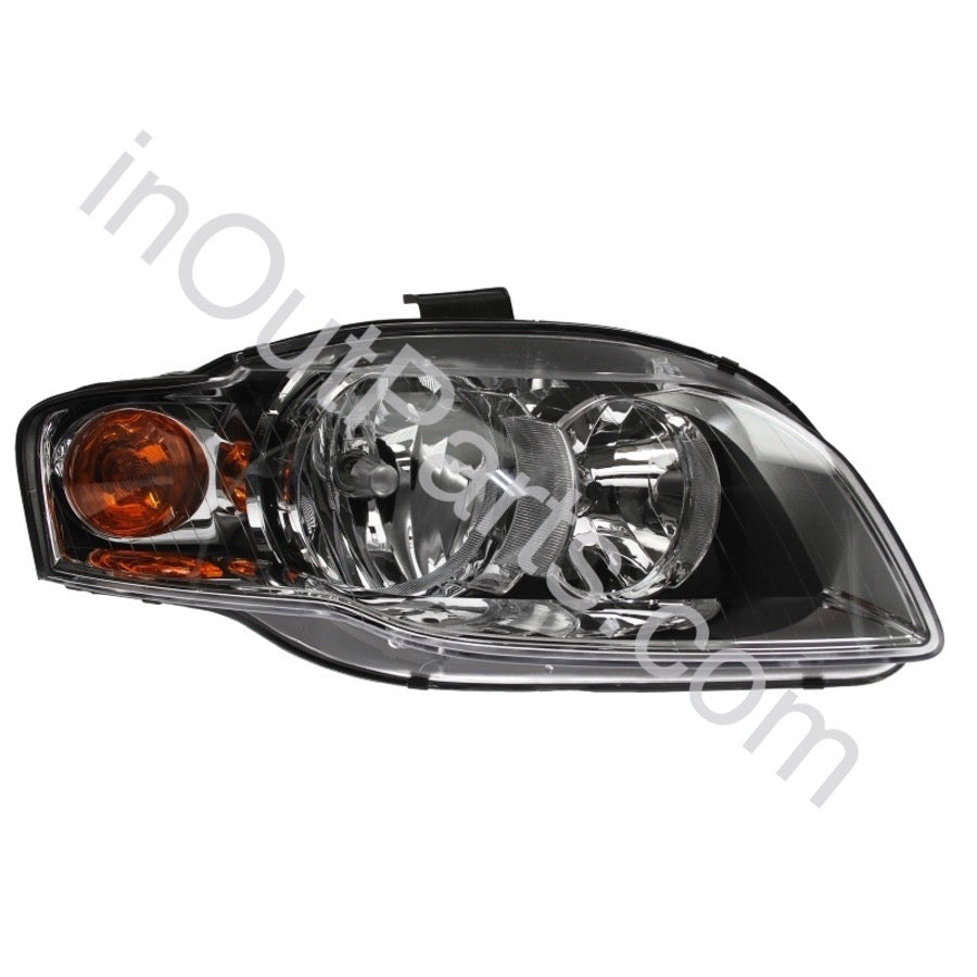 Headlight Right For Audi A Headlight Passenger Side - 2006 audi a4 headlights