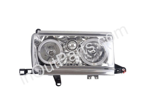 Headlights Pair fit TOYOTA LAND CRUISER 80 1990 1991 1992 1993 1994 1995 1996 1997 1998 SET LEFT + RIGHT - Crystal Tuning