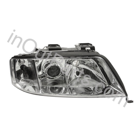 Headlight RIGHT for AUDI A6 1997 1998 1999 Passenger Side