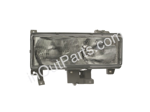 Headlight Right for MITSUBISHI CANTER 1994 1995 1996 1997 1998 1999 2000 2001 2002 2003 Passenger Side