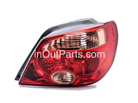fits MITSUBISHI OUTLANDER / AIRTREK 2005 - 2006 Rear Lamps Tail Lights RIGHT Side Passenger - RED
