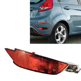 Rear Reflector Right fits FIESTA 3 / 5D HBK 2009 - 2012 RIGHT Side Passeger Rear Reflector Light in Bumper