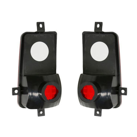 Rear Lights in Bumper fits CITROEN JUMPER / FIAT DUCATO / PEUGEOT BOXER 2006 2007 2008 2009 2010 2011 2012 2013 2014 2015 2016 2017 Left + Right Pair
