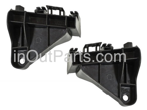 Rear Bumper Retainer Toyota Camry 2006 2007 2008 2009 2010 2011 Left & Right Spacer Support Bracket Pair