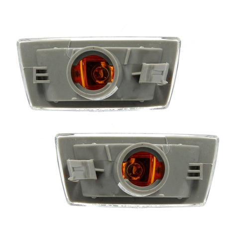 Side Marker Indicator Pair fits CHEVROLET CRUZE 09-15 / OPEL ASTRA 2004 - 2010 SET Turn Signal Light