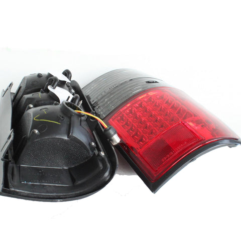 Tail Lights LED fits Toyota Land Cruiser 80 1990 1991 1992 1993 1994 1995 1996 1997 1998 SET LEFT + RIGHT