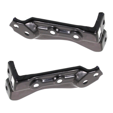 Bracket Bumper Retainers fits HONDA CR-V 2012 2013 2014 2015 SET Right + Left PAIR Metal