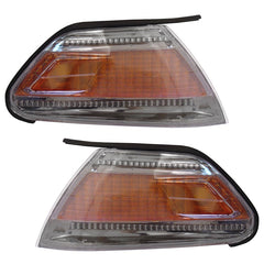 Front Turn Signal Light fits TOYOTA MARK II ##X10# 1998 1999 2000 2001 Marker Parking Corner PAIR